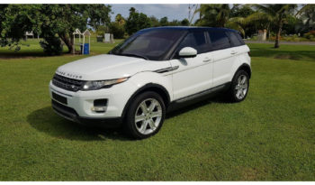 LAND ROVER RANGE ROVER EVOQUE full